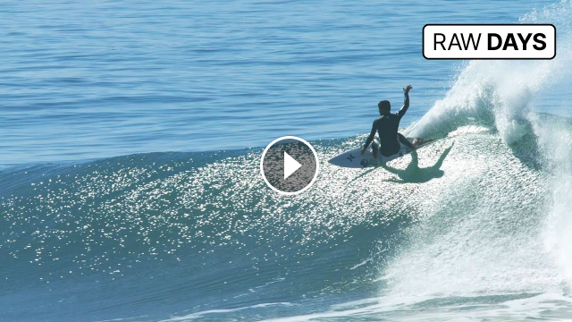 RAW DAYS California with Filipe Toledo