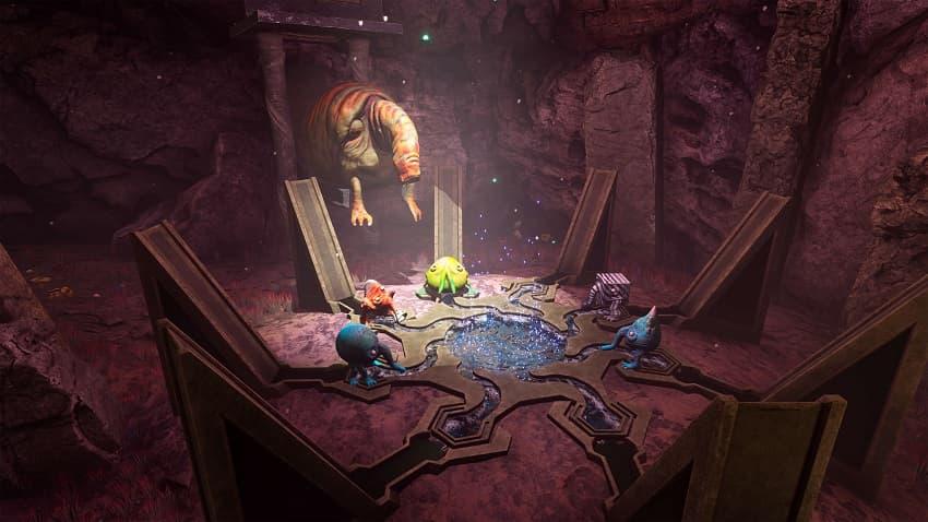 Авторы Zeno Clash повторно анонсировали психоделический сурвайвл The Eternal Cylinder