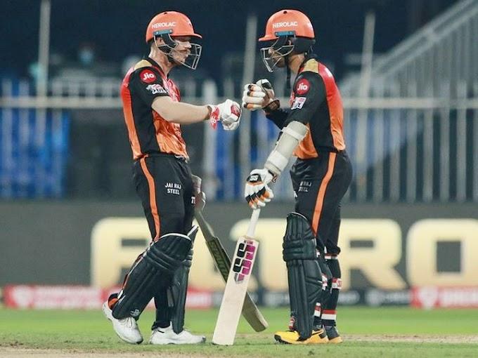 IPL 2020 56th Match SRH vs MI Highlights: हैदराबाद ने मुंबई को 10 विकेट से हराया