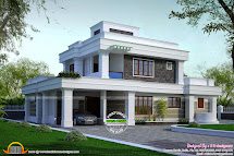 Flat Roof House Styles