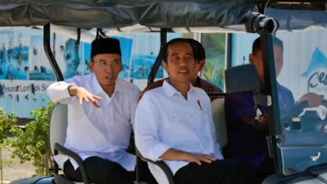 TGB: Dana Desa Ratusan Triliuan Dikucurkan Jokowi untuk Kepentingan Umat