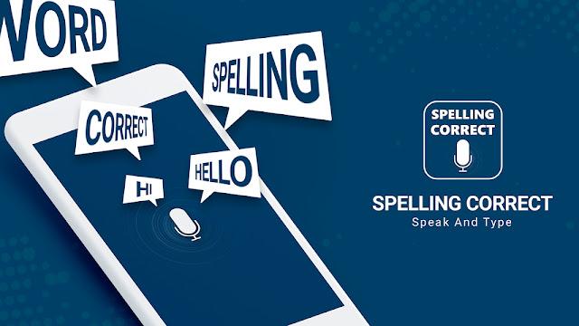 قم بتنزيل Correct Spelling Checker - English Grammar Check  تطبيق المدقق الإملائي للكلمات الإنجليزية لنظام الاندرويد