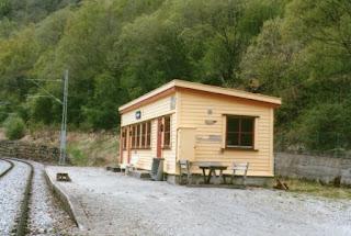 The Norwegian Flam  railway