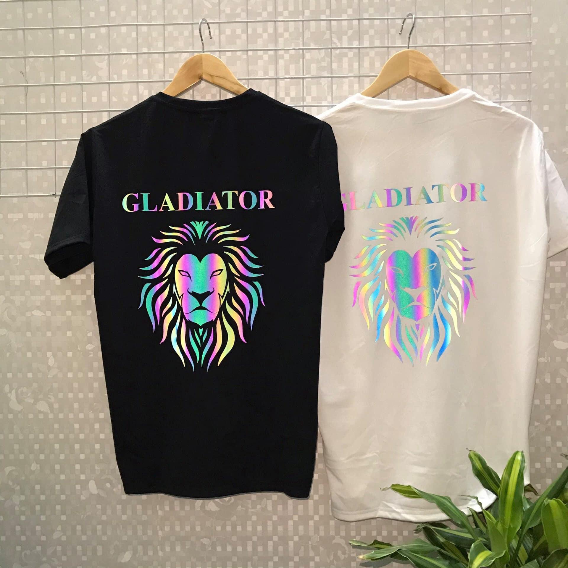 áo in logo phản quang