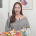 Mukbang and Q&A time with Jessica Jung (English Subbed)