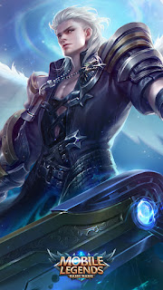 Alucard Child of the Fall Heroes Fighter Assassin of Skins V1