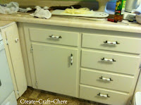 Retro kitchen makeover