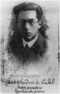 Calek Perechodnik w pierwszej połowie lat 30-tych XX wieku