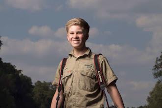Garoto de 14 anos filho de famoso naturalista australiano é um fotógrafo premiado