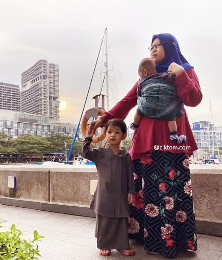Tips Pilih Baby Carrier Yang Selamat