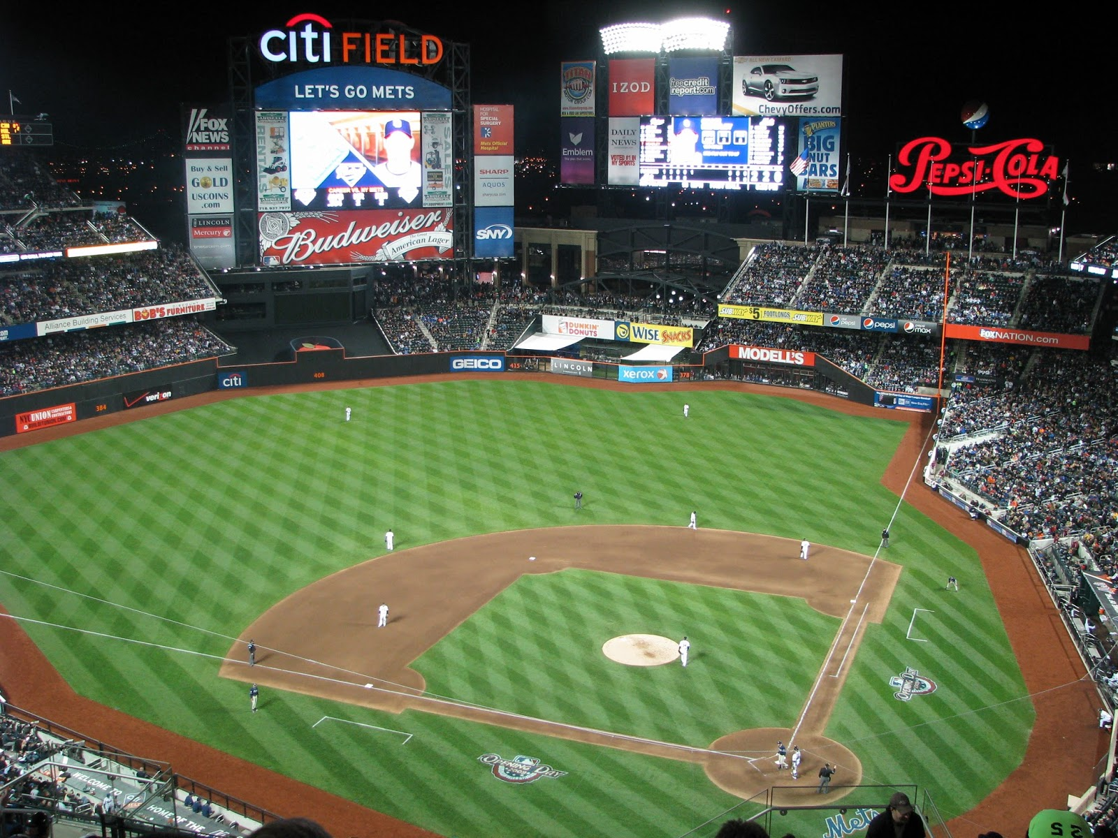 fb5bce64cd5dfe Prepare for Baseball 2017: Plan a Fancation to Citi Field to See the ...