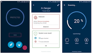 ANTIVIRUS-MOBILE Android Application