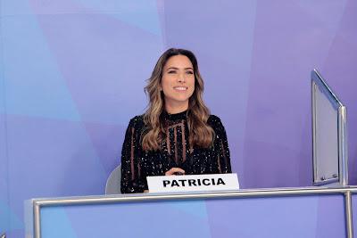 Patricia retorna ao 'Pontinhos' (Crédito: Lourival Ribeiro/SBT)