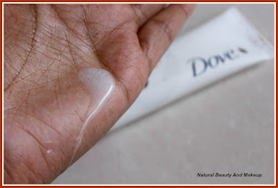 Dove go fresh facewash