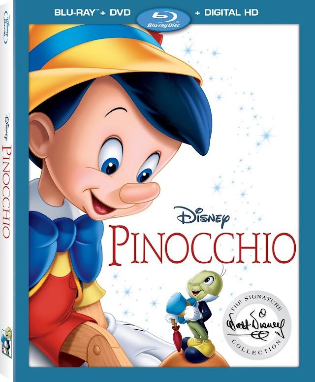 Pinocchio 1940 x264 720p Esub BluRay Dual Audio English Hindi GOPI SAHI