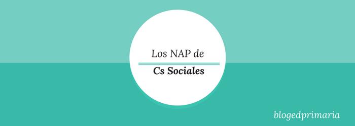 6 NAP de Ciencias Sociales