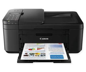 Impressoras Multifuncionais Canon PIXMA TR4551 Software e drivers da série TR4551 (Windows, Mac OS - Linux)
