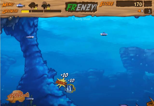 لعبة صيد السمك للكمبيوتر