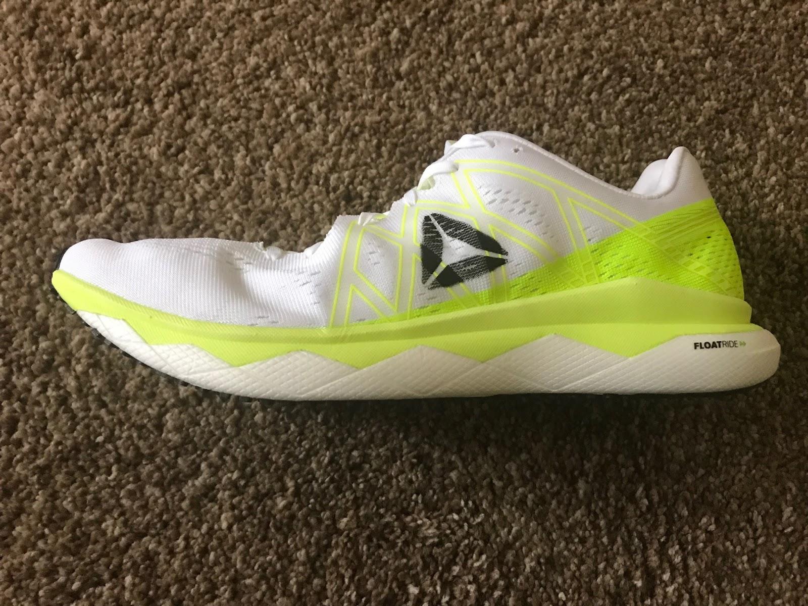 separation shoes 678a6 e4ddd Road Trail Run: Reebok Floatride Run Fast Multi Tester ...