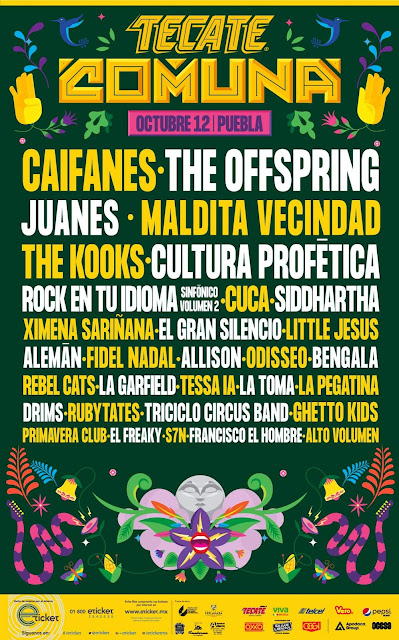 Cartel Comuna 2019