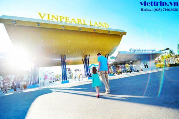 Đến Phú Quốc thì không thể không ghé Vinpearl Land