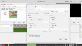 Pitivi Aplikasi Video Editor Gratis Di GNU/Linux