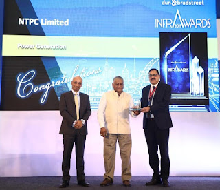 NTPC awarded the 'Best Performing Power Generation Company' 2019