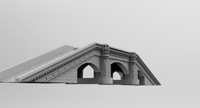 STRETCH GOAL £9000 LOCKED EURO STYLE BRIDGE (SECTIONED SO YOU CAN EXPAND IT TO YOUR OWN LENGTH) picture 2