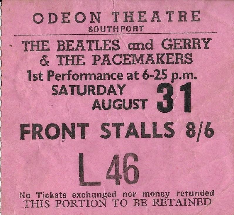 Liverpool Beatles Auction: Beatles Auction 2020 - Beatles Concert ...