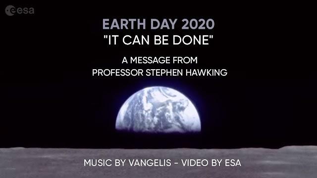 Vangelis - The Stephen Hawking Tribute : «Άδραξε τη στιγμή. Δράσε τώρα»