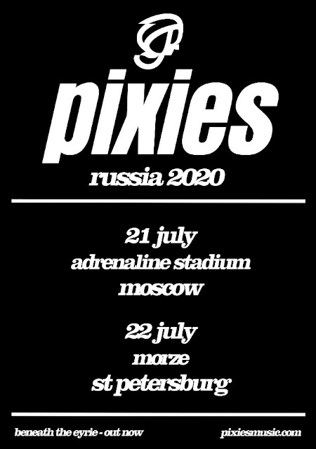 Pixies в клубе Морзе