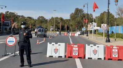 عودة السدود القضائية بعدد من مدن المملكة بالتزامن مع ارتفاع حالات كورونا