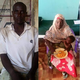 Amina Nkeki and Boko Haram Husband