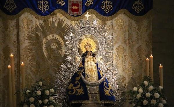 Varios actos en honor a la Virgen de Guadalupe  de Úbeda en este segundo año sin romería