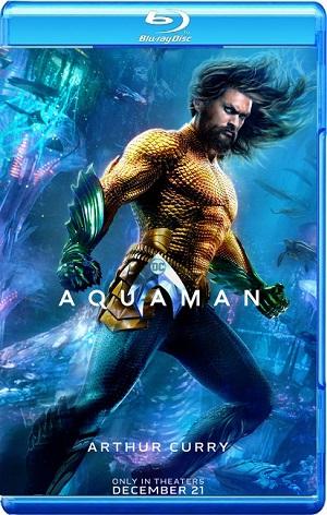 Aquaman 2018 HDRip 720p 1080p