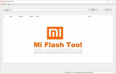 Mi Flash Tool 32 bit / 64 bit (All Version)