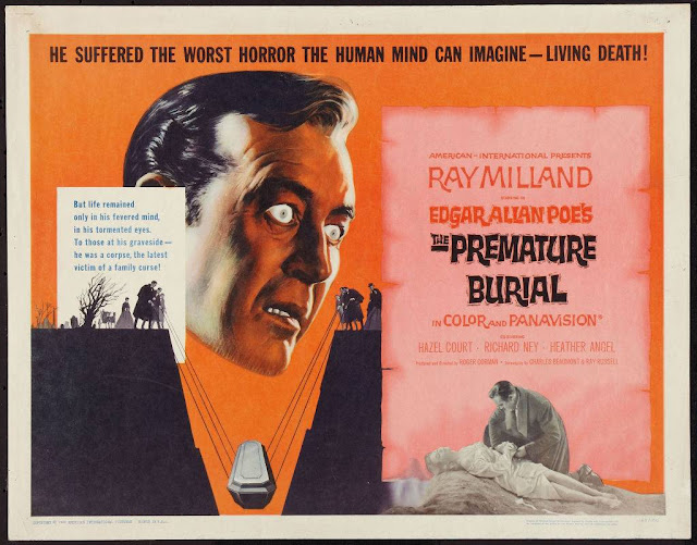 Roger Corman's 'The Premature Burial'