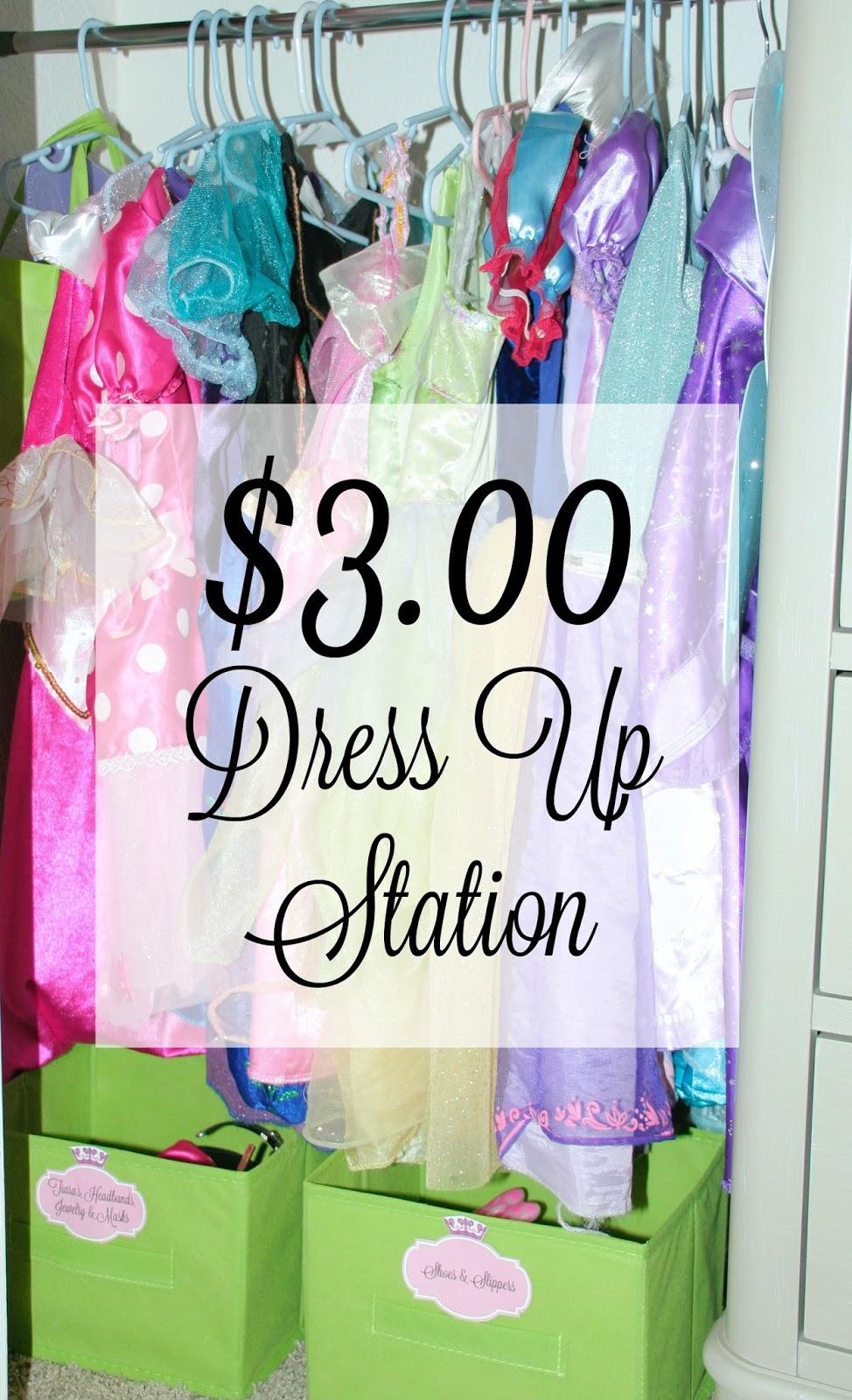 Cheap princess dress up