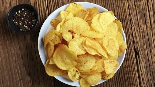 como fazer batata chips em casa e saudável