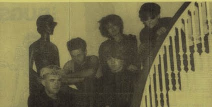 Bugs on the stairs in late 1987