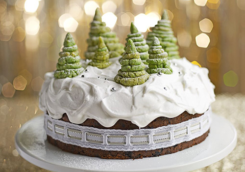 Christmas Cake Pictures Free