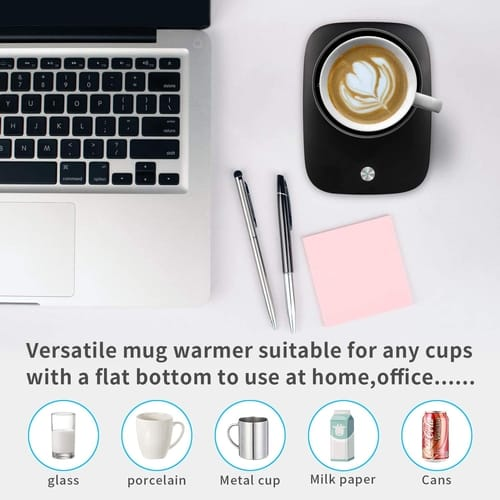 Misby W-A1B Cup Warmer Plate for Coffee Milk Tea