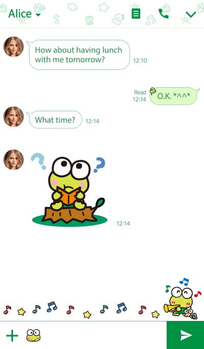 大眼蛙(手繪篇)