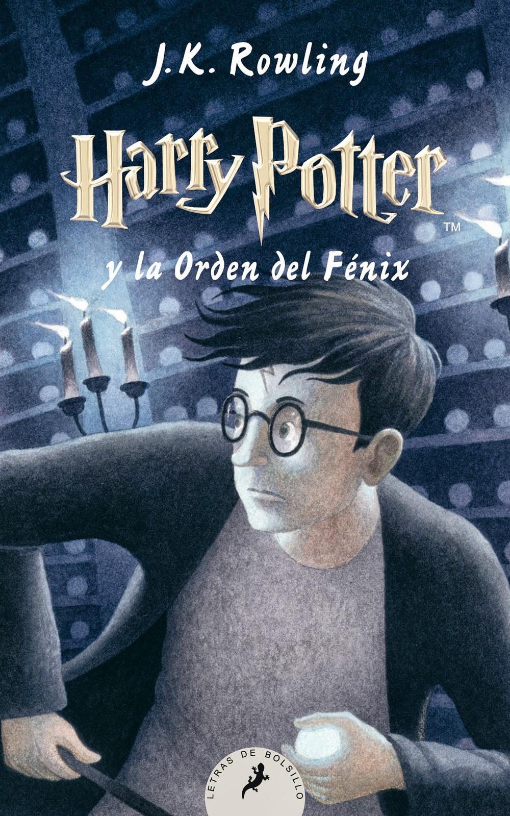 Mundo de ambiciones. Blog Literario: Reseña: Harry Potter
