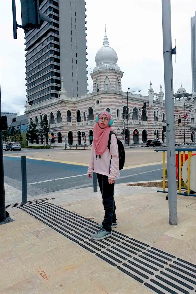 Take a walk - Kuala Lumpur
