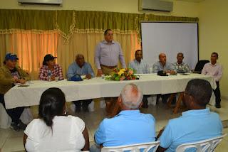 Director IAD realiza recorrido por proyectos Región Sur