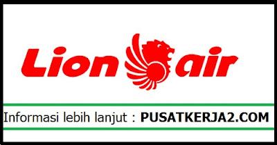 Loker S1 Agustus 2019 Lion Air