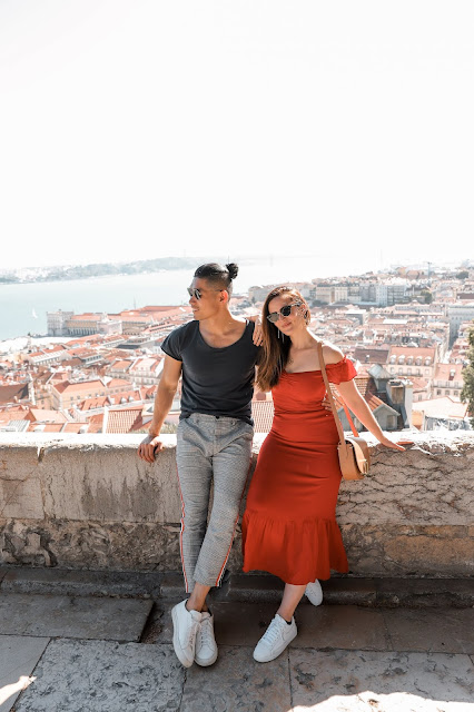 Leo Chan and Alicia Mara at São Jorge Castle | Tips and Tricks