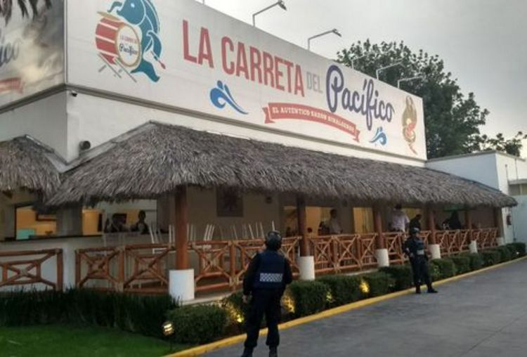 Rigoberto Salgado financió el restaurante de 'El ojos'