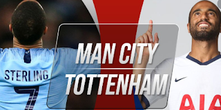 Data dan Fakta Terbaru Menjelang Live Streaming Tottenham vs Manchester City